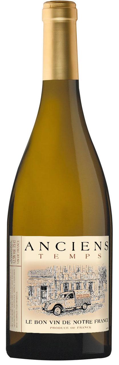 Anciens Temps Sauvignon Chardonnay (Mindestbestellwert 75 EUR)