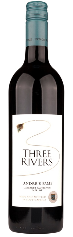 Bon Courage Three Rivers Cabernet / Merlot (Mindestbestellwert 75 EUR)