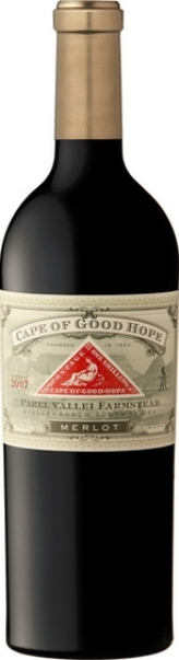 Cape of Good Hope Parel Vallei Farmstead Merlot
