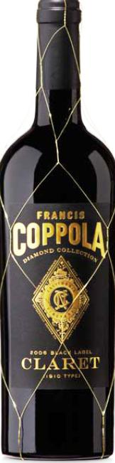 Francis Coppola Claret Black Label Diamond Collection