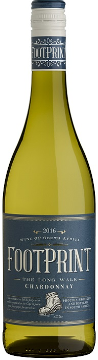 African Pride Footprint The Long Walk Chardonnay