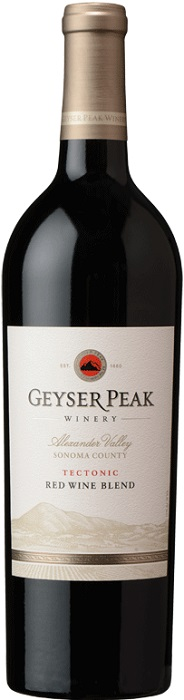 Geyser Peak Tectonic Red Blend