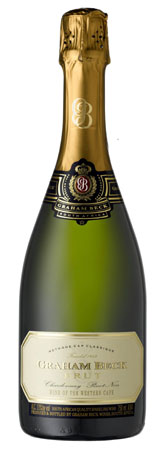 Graham Beck Estate Sparkling Cap Classic Brut
