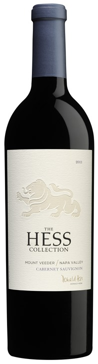 Hess Collection Mount Veeder Cabernet Sauvignon
