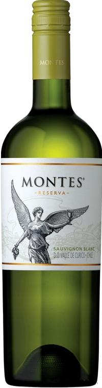 Montes Reserva Sauvignon Blanc (Mindestbestellwert 75 EUR)