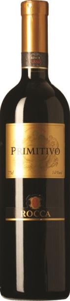 Rocca Primitivo di Puglia (Mindestbestellwert 75 EUR)