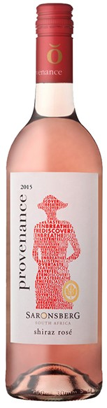 Saronsberg Provenance Shiraz Rose