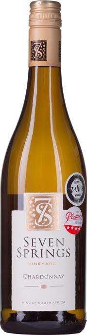 Seven Springs Chardonnay Wooded