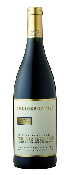 Springfontein Pinotage Terroir Selection