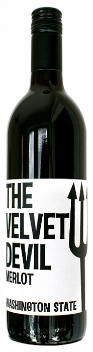 Charles Smith The Velvet Devil Merlot