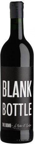 BlankBottle The Bomb Magnum