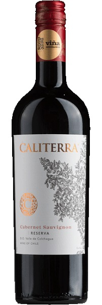 Caliterra Reserva Cabernet Sauvignon small bottle