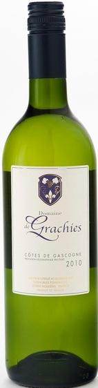 Domaine de Grachies Cotes de Cascogne Blanc (Mindestbestellwert 75 EUR)