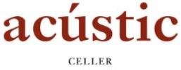 Bodegas Acústic Celler online at WeinBaule.de | The home of wine