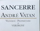 Domaine Andre Vatan online at WeinBaule.de | The home of wine