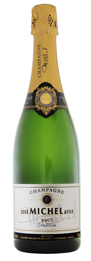 Champagne Jose Michel & Fils Brut half bottle