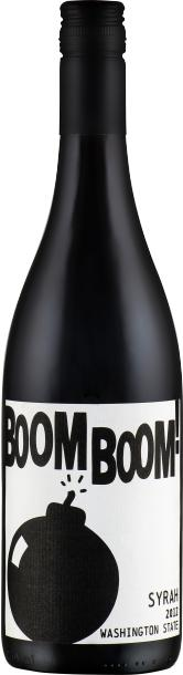 Charles Smith Boom Boom! Syrah Columbia Valley