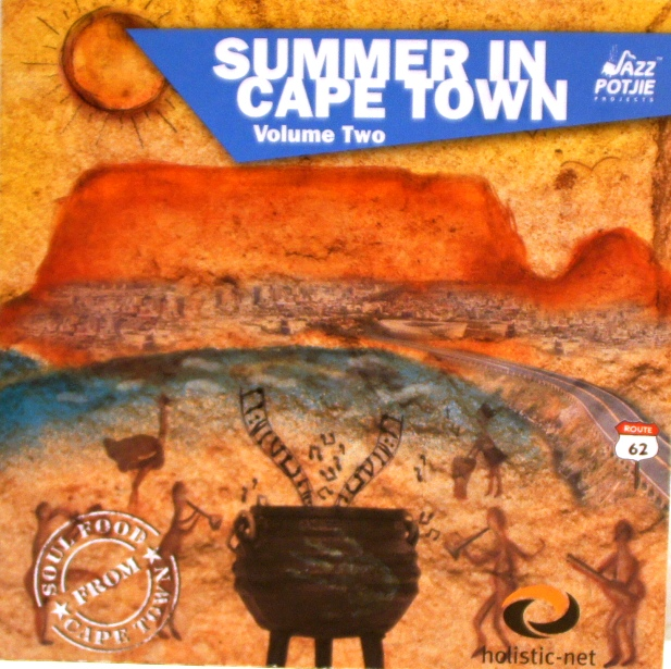 Summer in Cape Town Volume Two (CD)