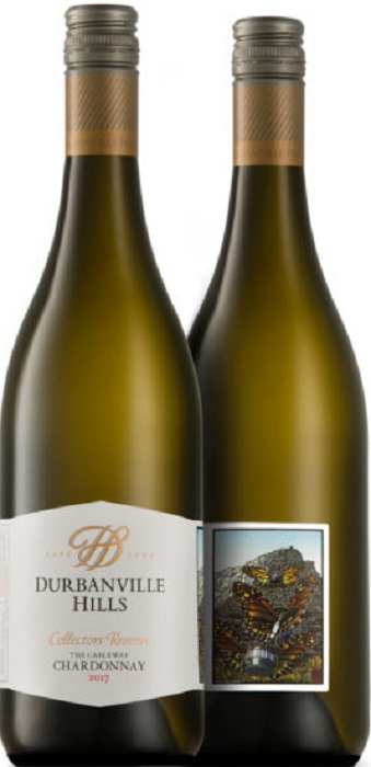 Durbanville Hills Collectors Reserve The Cableway Chardonnay