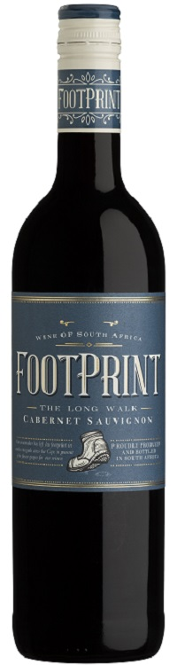 African Pride Footprint The Long Walk Cabernet Sauvignon