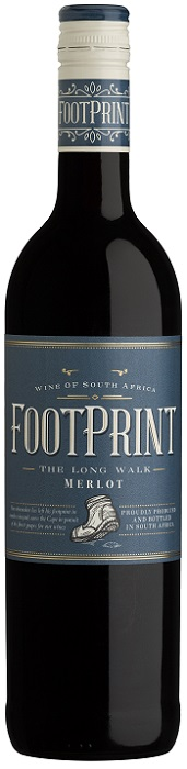 African Pride Footprint The Long Walk Merlot