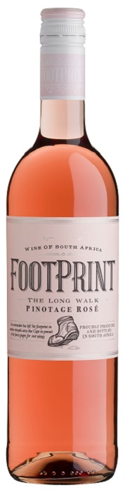African Pride Footprint The Long Walk Pinotage Rosé