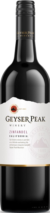 Geyser Peak California Series Zinfandel