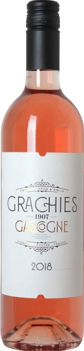 Vignobles Fontan Grachies Cotes de Gascogne Rose