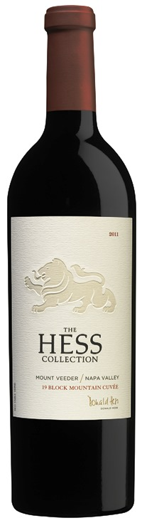 Hess Collection Mount Veeder 19 Block Cuvee