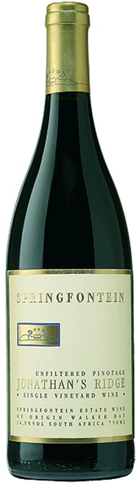 Springfontein Jonathan's Ridge Estate Wine