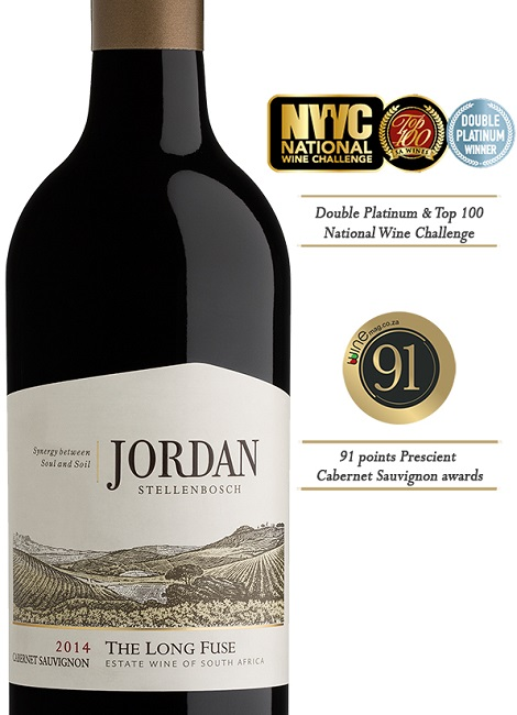 Jordan Cabernet Sauvignon The Long Fuse