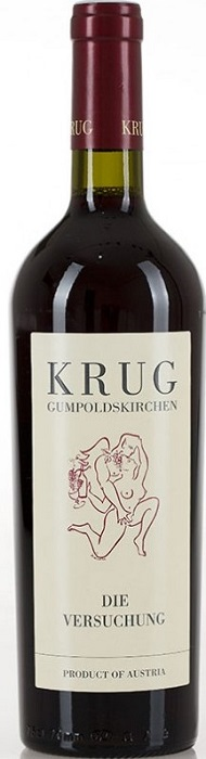Krug Die Versuchung Red Double Magnum