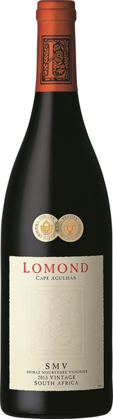 Lomond SMV Red Blend