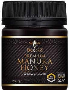 BeeNZ MANUKA HONEY UMF™15+ 250g