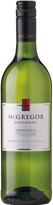 McGregor Colombard