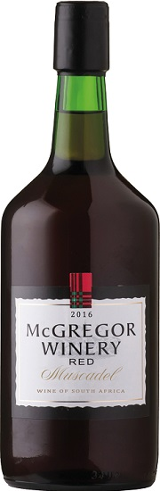 McGregor Red Muscadel