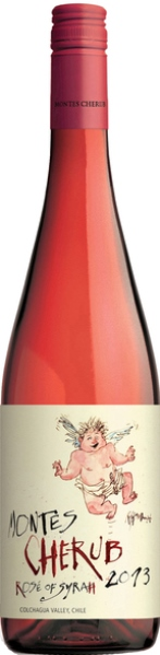 Montes Cherub Rose of Syrah