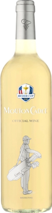 Mouton Cadet Blanc Ryder Cup Edition