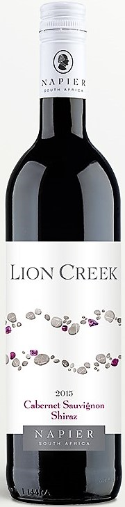 Napier Lion Creek Cabernet Sauvignon Shiraz