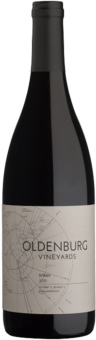 Oldenburg Syrah 2015