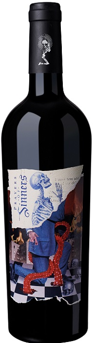 Prayers of Sinners and Saints Red Blend