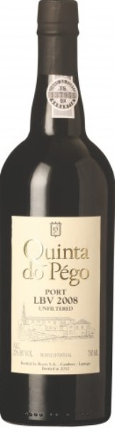 Quinta do Pégo Late Bottled Vintage - Unfiltered 0,75