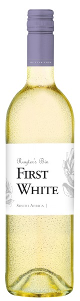 Ruyters Bin First White