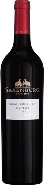 Saxenburg Private Collection Pinotage