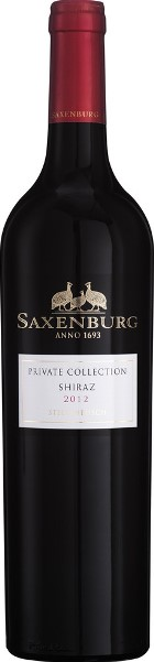 Saxenburg Private Collection Shiraz