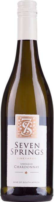 Seven Springs Chardonnay Unwooded