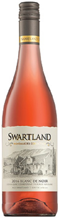 Swartland Winery Winemaker's Collection Blanc de Noir