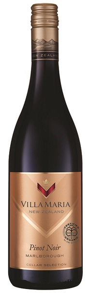 Villa Maria Cellar Selection Pinot Noir Marlborough