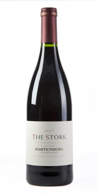 Hartenberg The Stork Shiraz