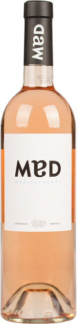 Camparnaud MaD MED Mediterranee Provence Rose